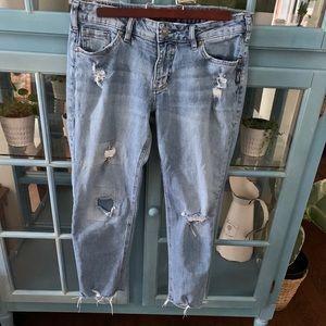 💛2/100$💛SILVER Suki Ankle Jeans!